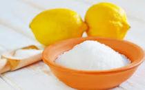 Как почистить посудомойку лимонной кислотой